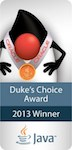 jCardSim is one of the Duke's Choice 2013 Award winners!
